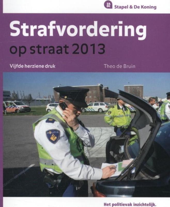 Strafvordering op straat