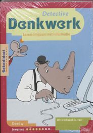 Detective Denkwerk set 5 ex