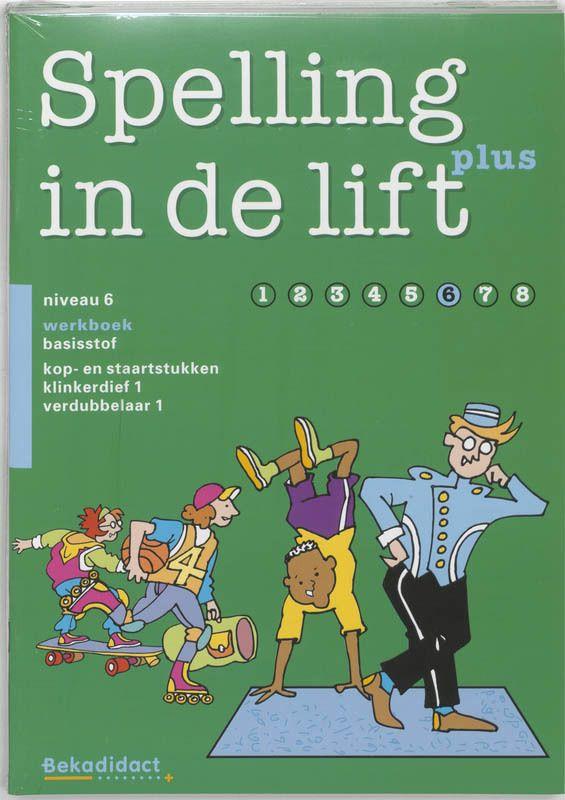 Spelling in de lift Plus set 5 ex