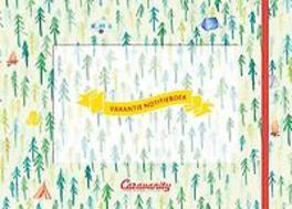 Caravanity vakantie notitieboek