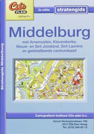 Citoplan stratengids Middelburg